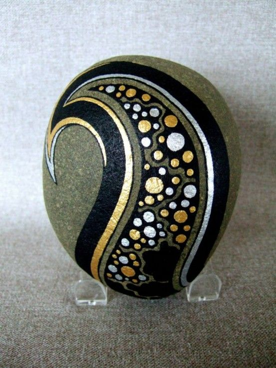 painted rock