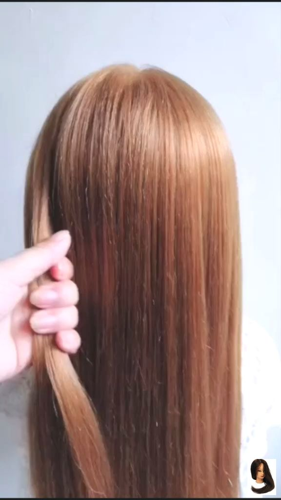 Easy Hairstyles How To Frisuren Fur Haare Lange Teil Tutorials Videos Zusammenstellung Hairstyles For Long H Long Hair Video Hair Tutorial Hair Videos