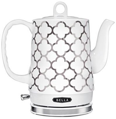 7. BELLA 1.2L Electric Tea Kettle