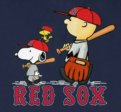 Red Sox-Peanuts~