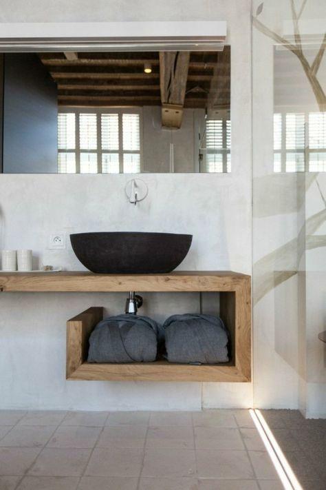 Waschtisch mit unterschrank selber bauen  Die besten 20+ Waschtisch selber bauen Ideen auf Pinterest ...