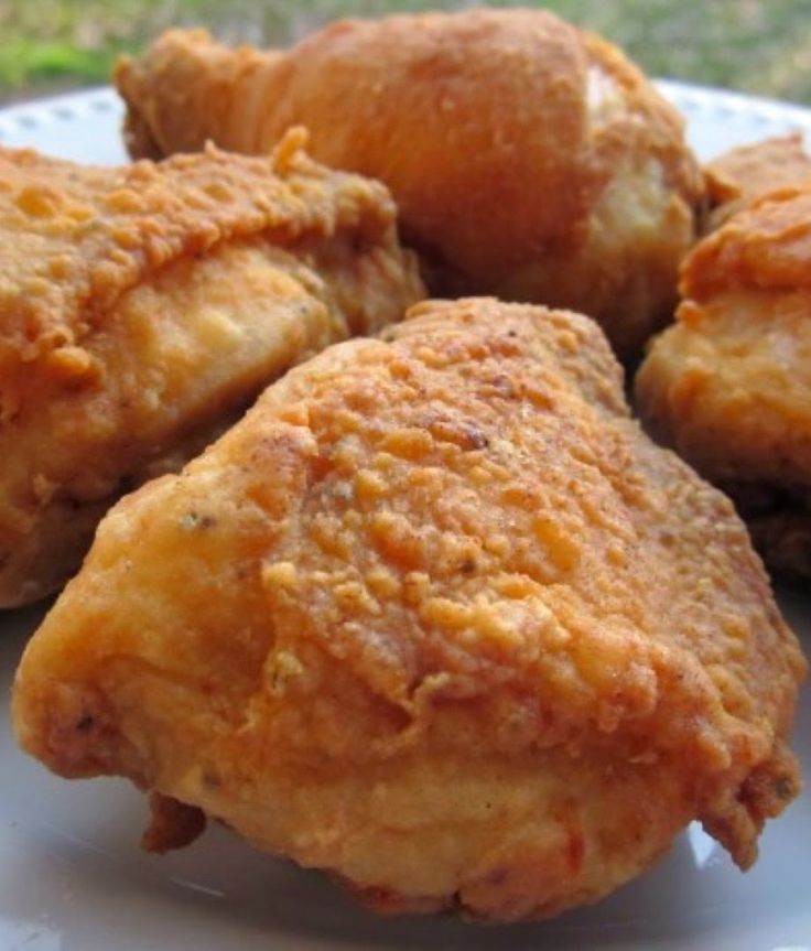 The best southern fried chicken recipes