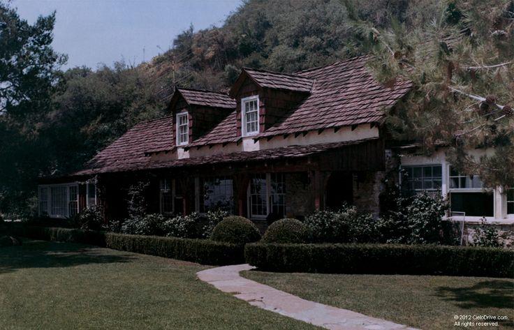 cielo drive the last house of sharon tate