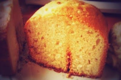 Plumcake con la macchina del pane