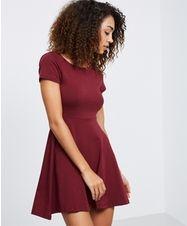 Isabelle kjole Zinfandel (3109) 119 DKK