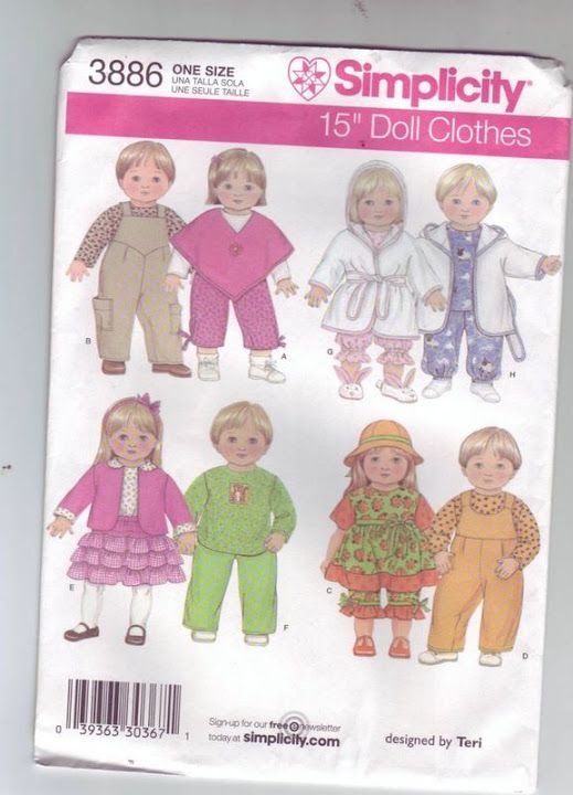 12 best images about american girl patterns on Pinterest | Doll ...