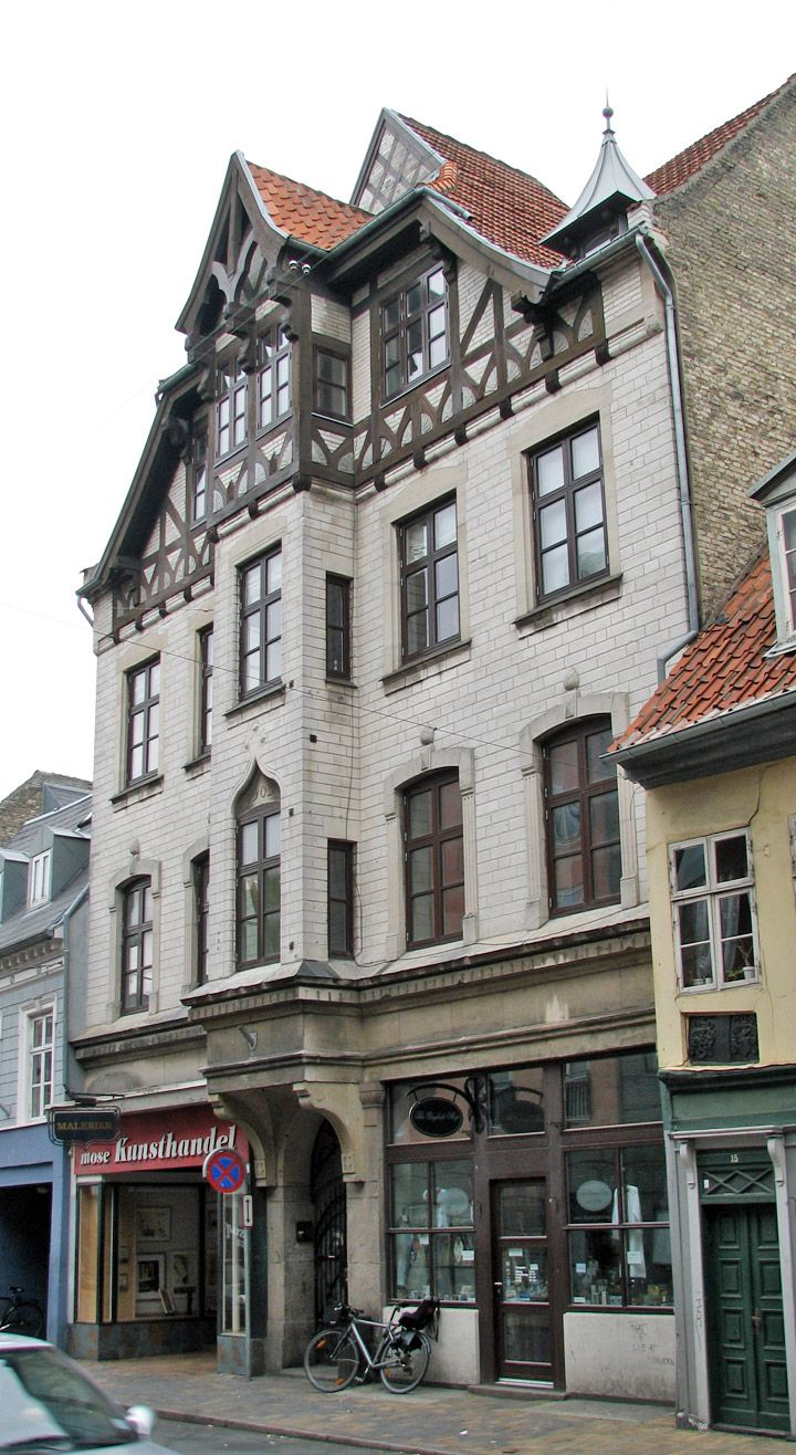 Odense--my ancestors controlled this city (a few centuries ago)