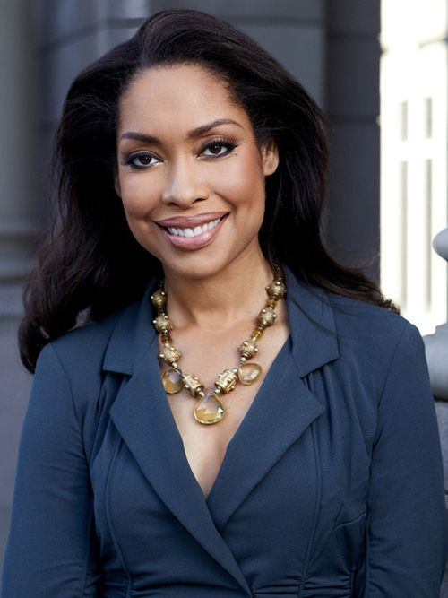Inspirational Tall Gal: Gina Torres 5'10"