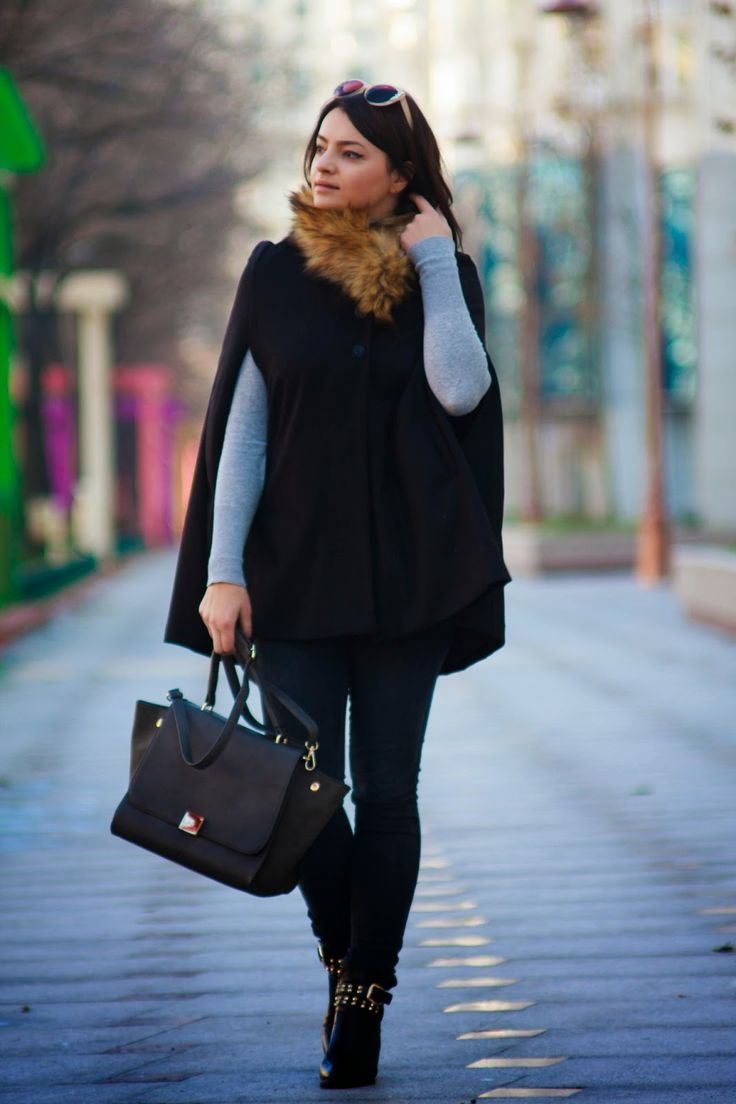 Miss Z: French-chic outfit