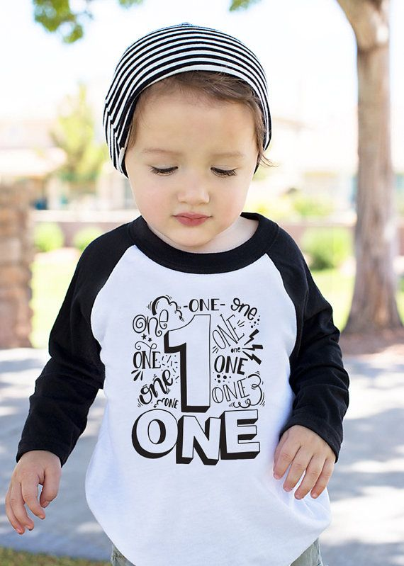 Your Little Boy Is Turning One Year Old Let Him Celebrate In Style With This Playful