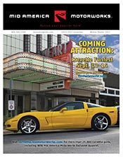 Corvette parts catalog - Shop Mid America Motorworks for premium Corvette performance parts