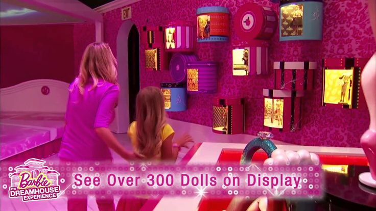 Barbie™ The Dreamhouse Experience   Mall Of America