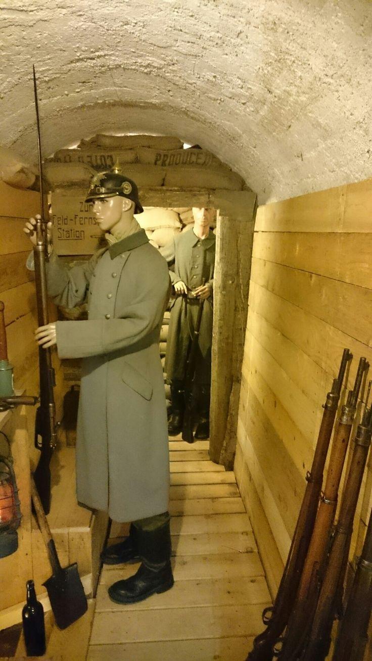 WW1 museum, Albert