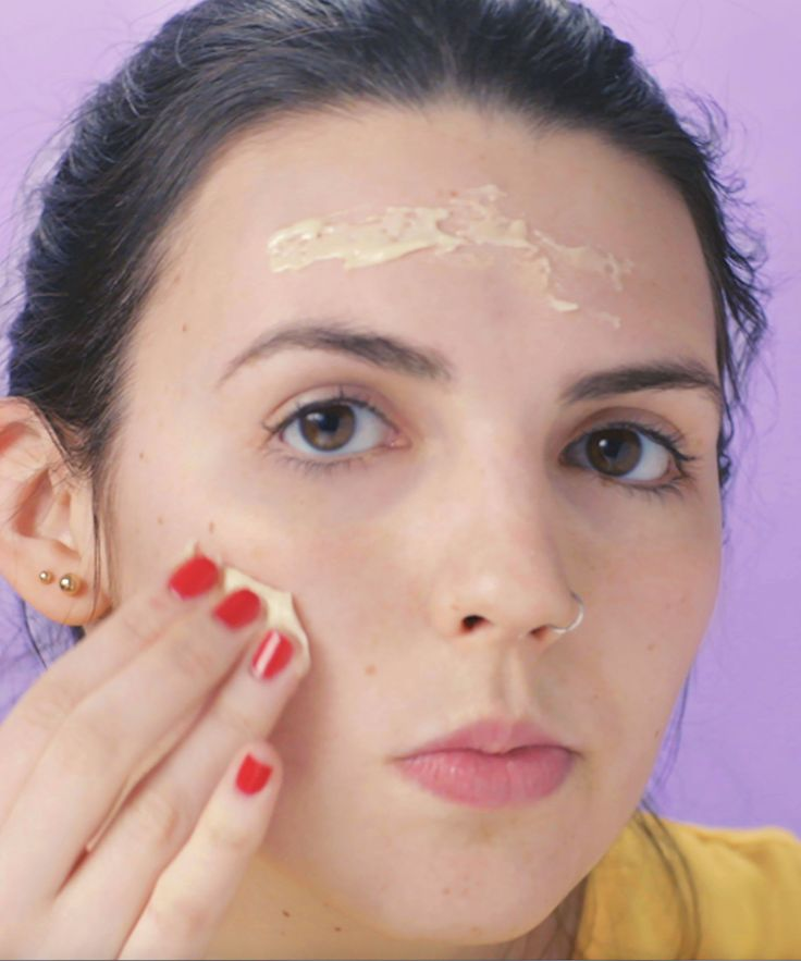 Homemade Blackhead Treatment - How To Clear Blackheads | This DIY honey mask will get rid of blackheads. #refinery29 http://www.refinery29.com/homemade-blackhead-treatment