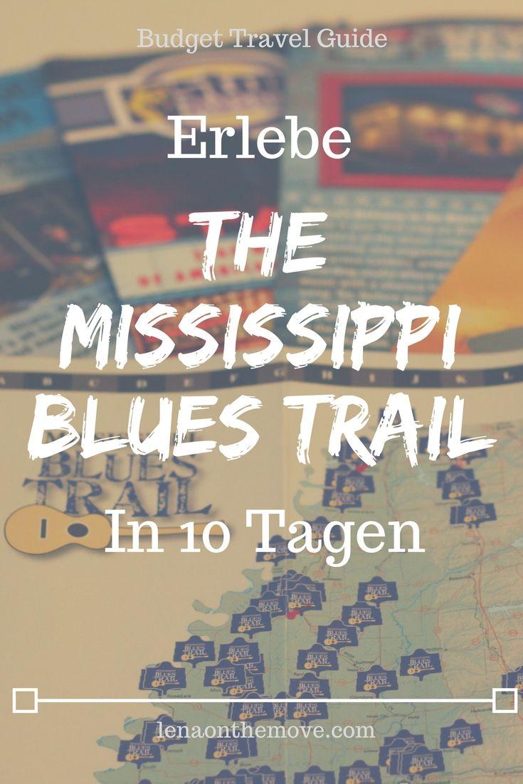 Ultimativer Budget Reiseführer für den Mississippi Blues Trail! Ein musikalischer Roadtrip von Chicago nach New Orleans auf den Spuren des Jazz. #roadtripusa #reiseideen #malwasanderes