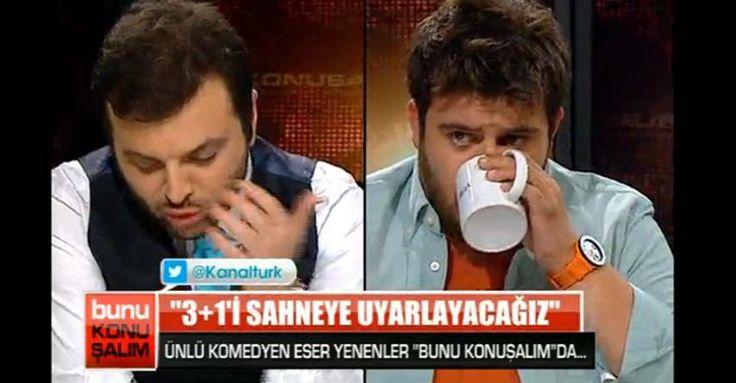 Eser Yenenler Turuncu Atop VWA saati ile :)