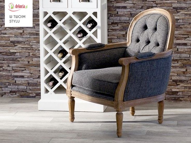 Fotel królowej. #fotel #chair #queen #styl #design #idea #salon #livingroom