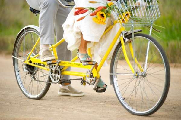 tandem.: Wedding Inspiration, Tandem, Bicycles Photography, Floral Design, Lindsaybphoto Com Floral, Awesome Ideas, Autumn Weddings, Yellow