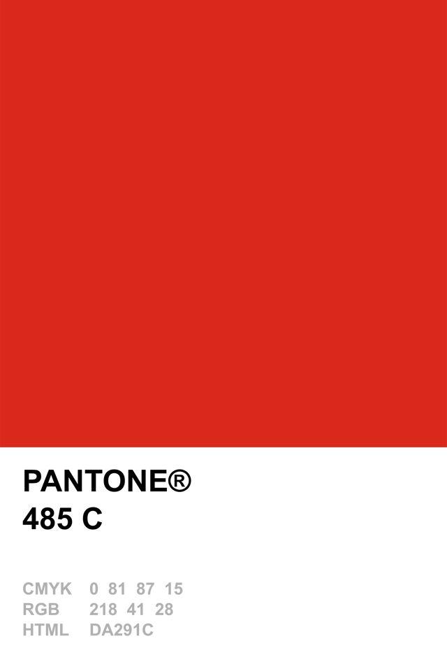Pantone 485 C                                                                                                                                                     More