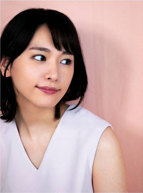 Yui Aragaki 新垣結衣