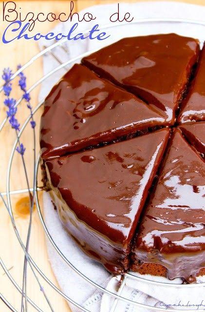 bizcocho de chocolate, thermomix, cacao, almendras, nata, chocolate, recipe, receta