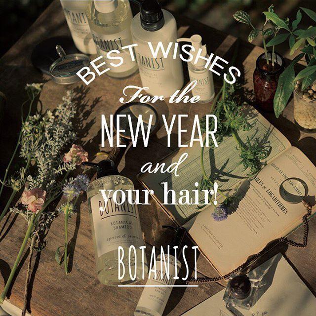 【2015】BOTANIST誕生の年 皆様に愛され2015楽天年間総合グランプリにも輝くことができました。来年も皆様のもとへボタニカルの恵みをお届けできますように!  #BOTANIST #ボタニスト #botanical #ボタニカル #botanicalshampoo #ボタニカルシャンプー #shampoo #シャンプー #treatment #トリートメント #natural #JAPAN