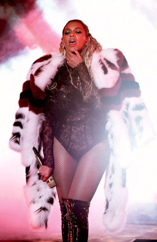 PINTEREST CHANELLE ROSEGOLD Beyonce 2016 VMAs