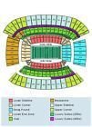 Ticket  CLEVELAND BROWNS NEW ENGLAND PATRIOTS 10/09 45-50yd line AWESOME TICKETS 2 of 4 #deals_us