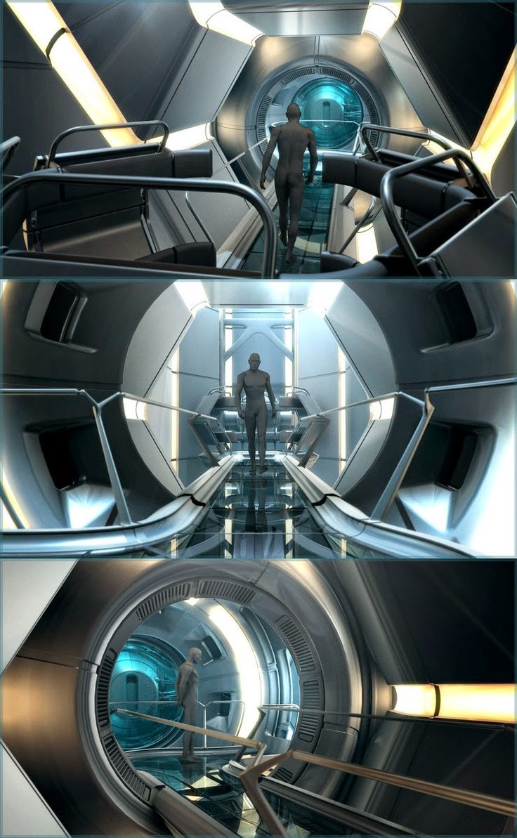 Fi Sci Spaceship Interior Design | Interior Design Images