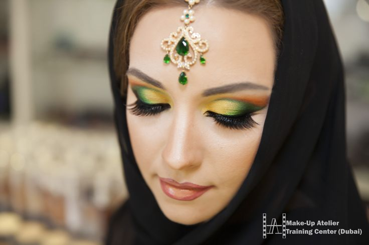 www.make-up.ae Make-Up Atelier Training Center #makeup #arabic #courses #dubai #international #diploma