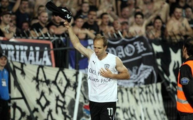 zlatan muslimovic,once paok,always paok