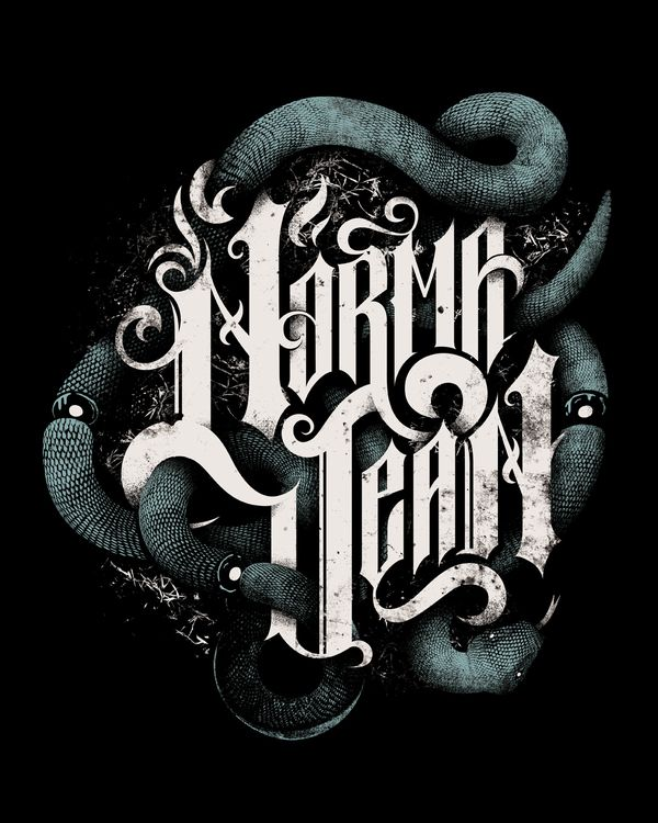 NORMA JEAN | T-SHIRT DESIGN by Hylton Warburton, via Behance