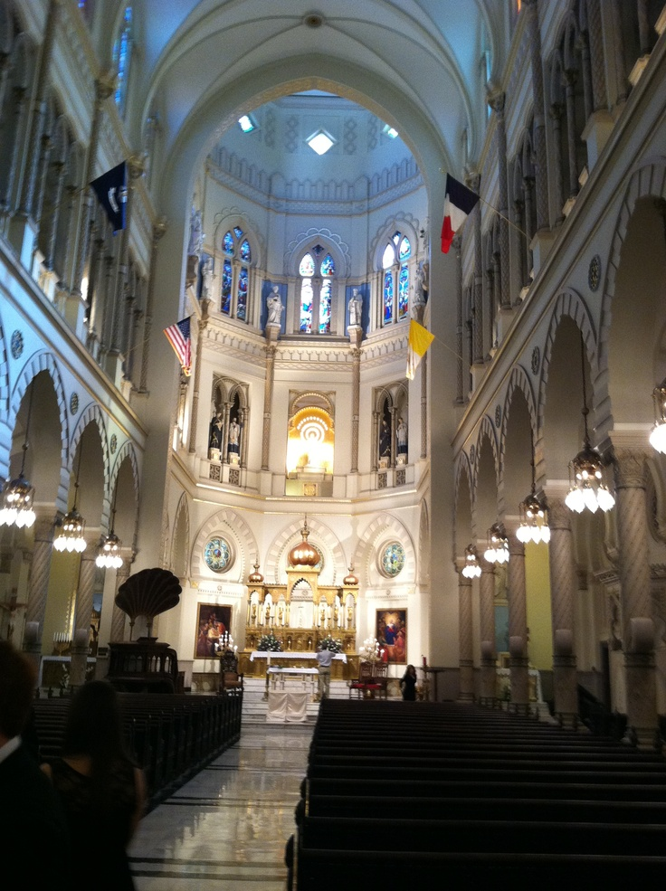 new orleans catholic singles Fellow singles, we can always attend a sunday mass together at one of my favorite catholic churches in town,mater dolorosa, on south carrolton ave, new orleanswhen: every sunday evening, (this is a.