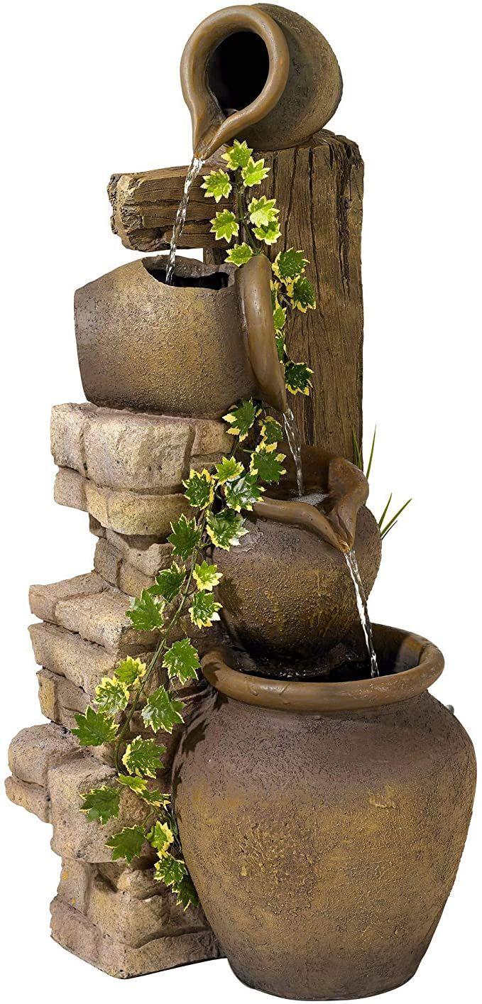 14+ Fontaine d ornement jardin trends