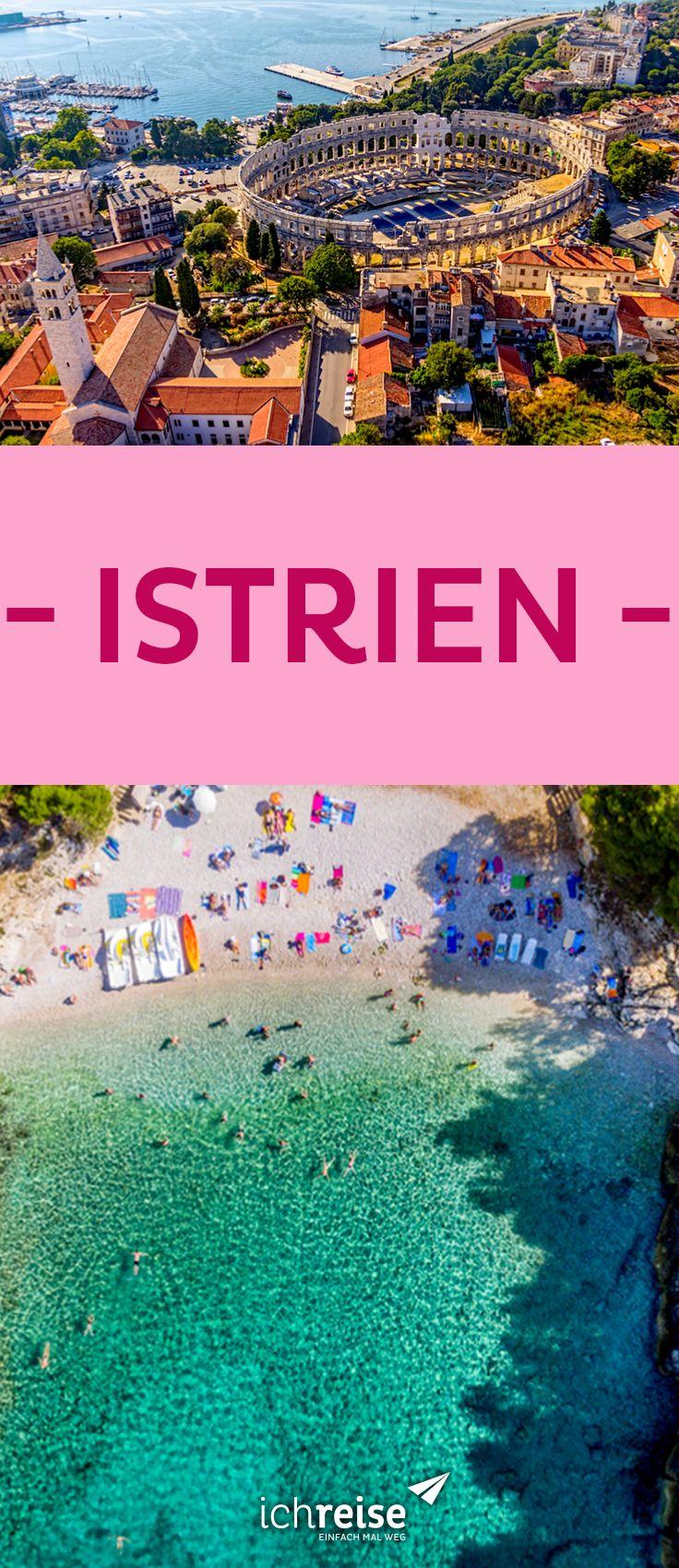 8 gute Gründe, diesen Sommer mal nach Istrien zu fahren