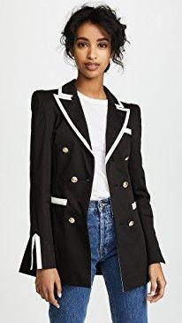 New Valentina Shah Jessica Boyfriend Blazer online. Enjoy the absolute best in Sonia Rykiel Clothing from top store. Sku roci59864jxmp39516