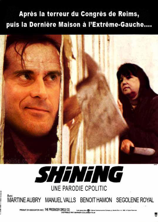 Shining: Valls / Aubry  la guerre est déclarée