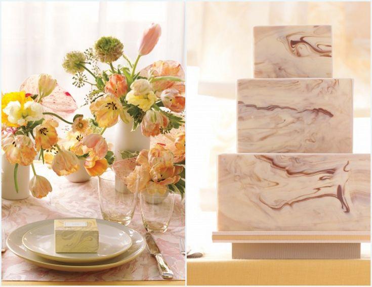 39 Best Marble Wedding Decor Images On Pinterest