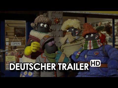 SHAUN DAS SCHAF - DER FILM Trailer #2 Deutsch German (2015) HD - YouTube