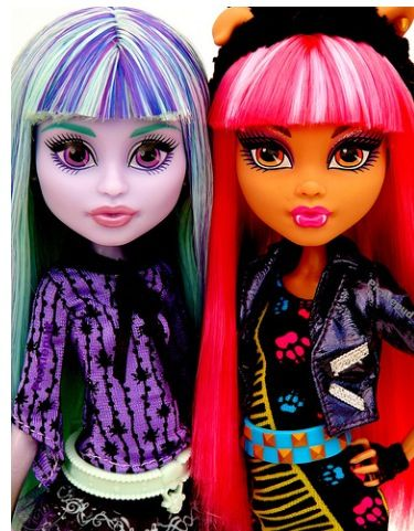 52 best monster high hair styles images on pinterest monster high picklepud winobraniefo Image collections
