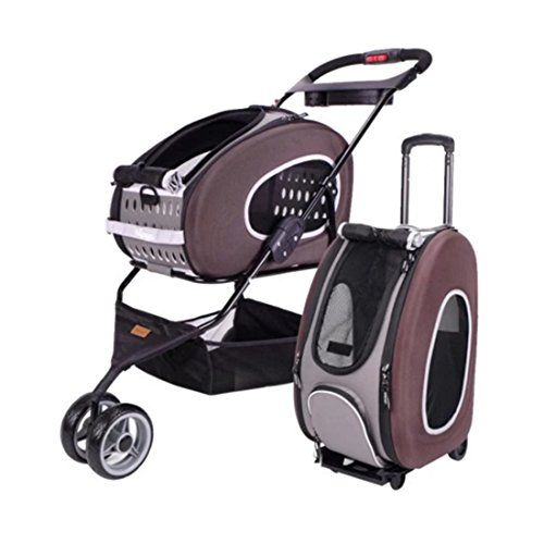 5 function air approved stroller pet backpack /carrier trolley pet car safety seat (Brown) Our company sells a wide range of quality animal health care products and supplies designed for the requirements of our pets. Dogs, cats Read more http://dogpoundspot.com/dog-luxury-store-470/ Visit http://dogpoundspot.com for more dog review products