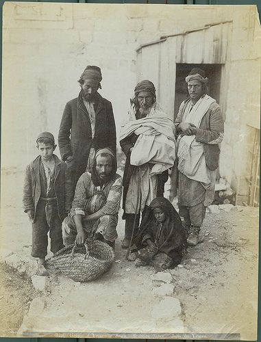 Group of Yemenite Jews. | Flickr - Photo Sharing!