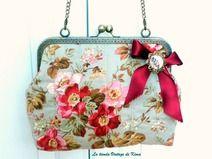 Bolso con boquilla - Romantic antique -