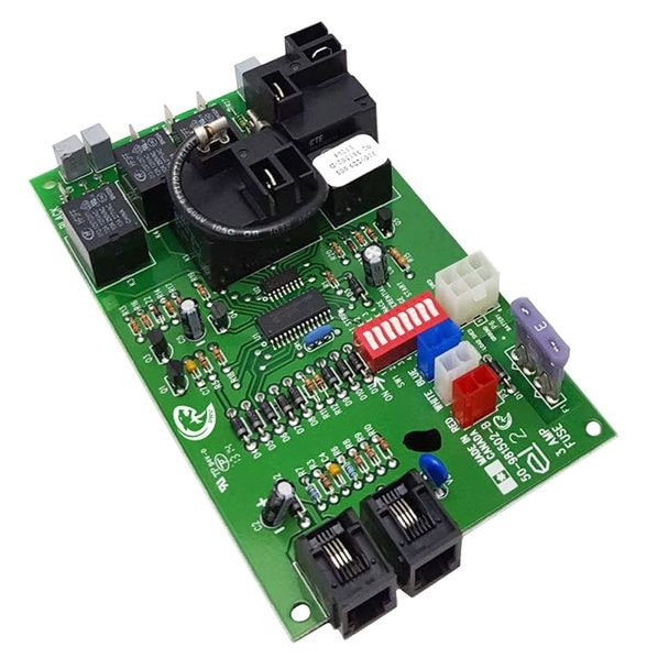Dometic Duo Therm 3311557 000 4 To 5 Button Comfort Control Center Board Only Installation Manual Rv Stuff Electrical Components