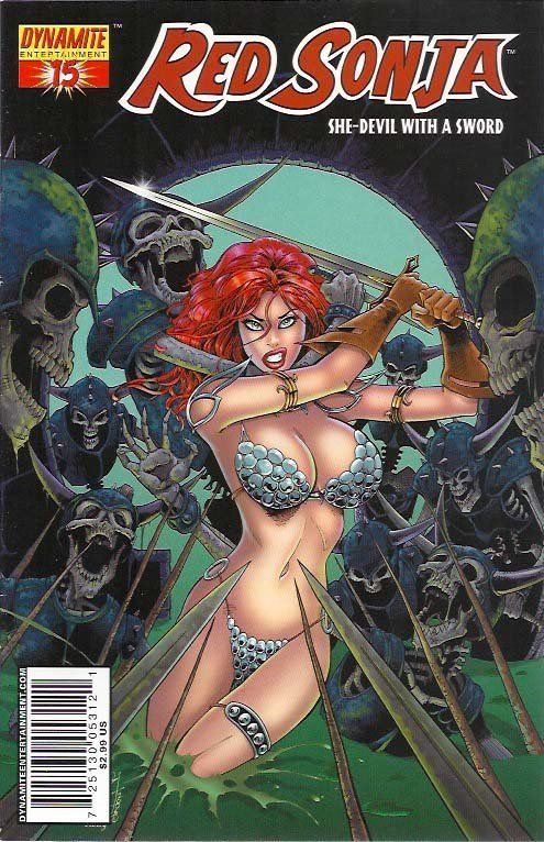 Red Sonja 15B    Boeken / Comics, Comics, Red Sonja www.detoyboys.nl