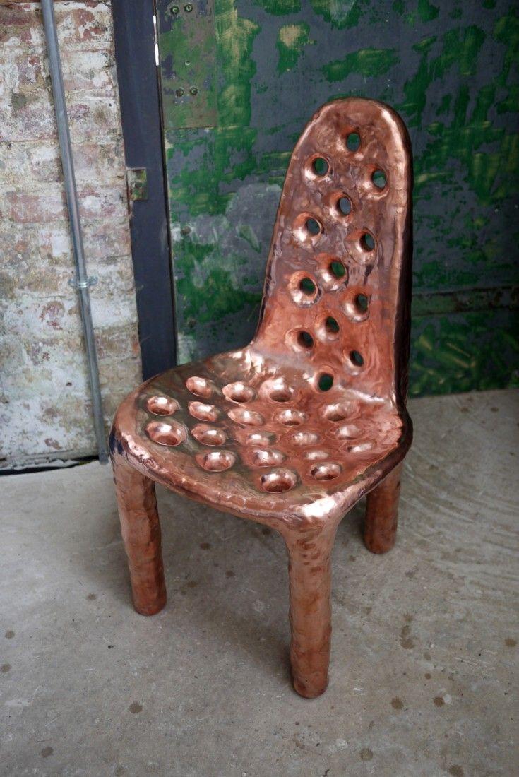 ML_Copper_Chair_2014_02 · Copper FurnitureLambBaby Sheep