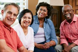 Senior Citizen Group Activities