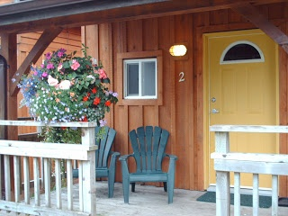 Vancouver Island Business Profiles - Ucluelet's The Cabins