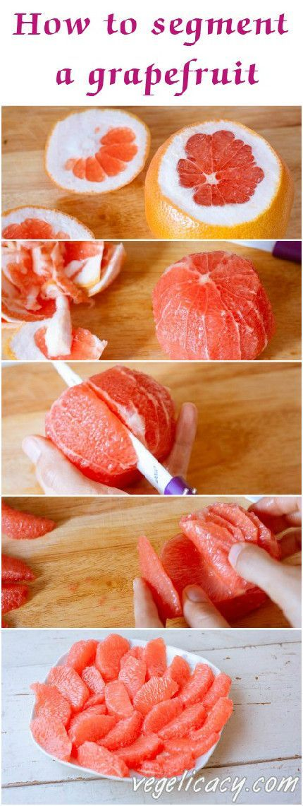 Step-by-step Tutorial How to segment a grapefruit
