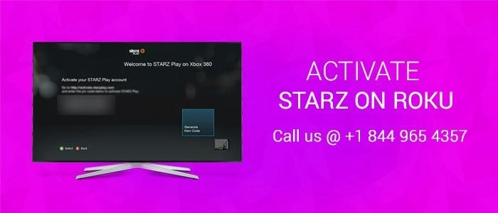 STARZ, the well-known channel is available to stream your favorite videos online. This popular channel can be activated by making use of your cable or satellite TV provider. STARZ brings hit original series and movies right to your TV on your Roku Streaming Media Player,To activate Starz, here are the some of the easy methods you can follow https://www.rokuactivationcode.com/activate-starz-com-roku/ and Call our toll-free number +1-844-965-4357 for further assistance.